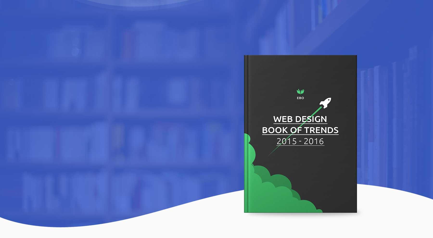 Web DesignBook of Trends2019 - 2020